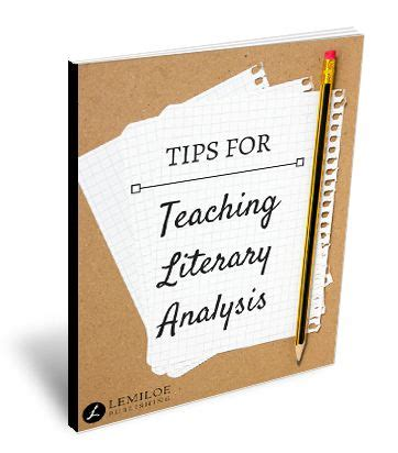Using Short Stories to Teach Elements of Literature ELA